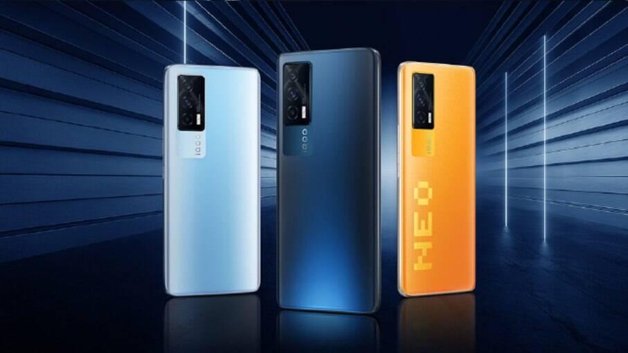 iQOO Neo 5, da chinesa Vivo