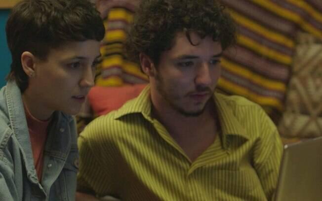 João Vítor Silva interpreta Ciro na série