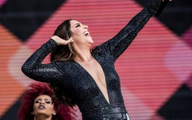 Ivete Sangalo será no Rock in Rio Lisboa