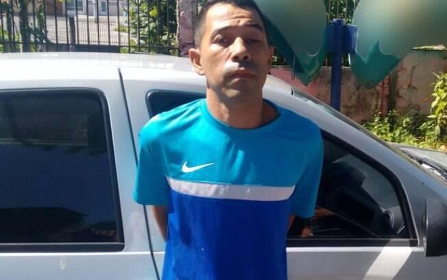 José Ailton foi preso durante o enterro de Juliana, na zona oeste do Rio, neste fim de semana