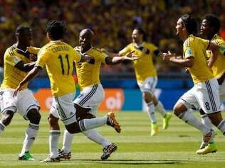 Favoritismo tem sido deixado de lado por treinador e equipe colombiana