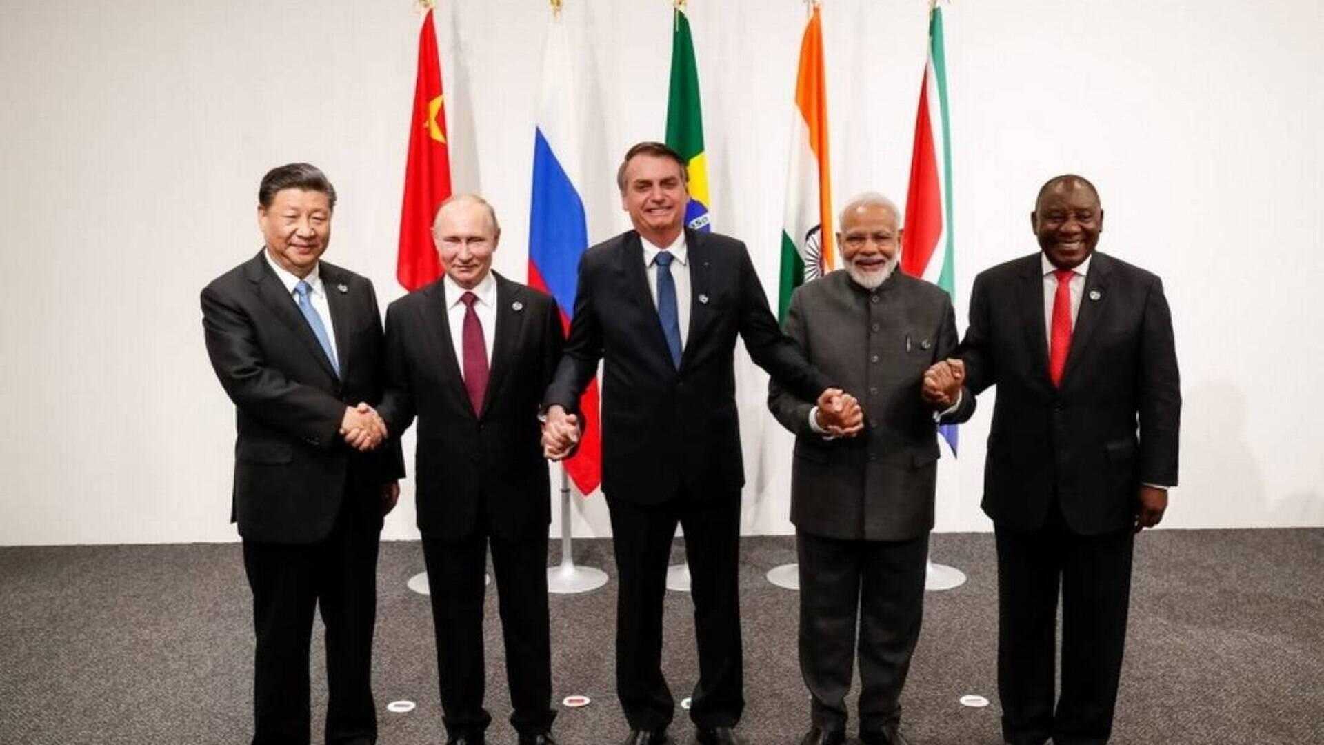 Resultado de imagem para Reunião de cúpula do BRICS, em Brasília