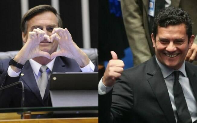 Jair Bolsonaro vai convidar o juiz Sérgio Moro para o STF ou para Ministério da Justiça