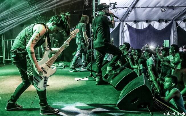 Urbana Legion toca em São Paulo no sábado (30), no Audio Club