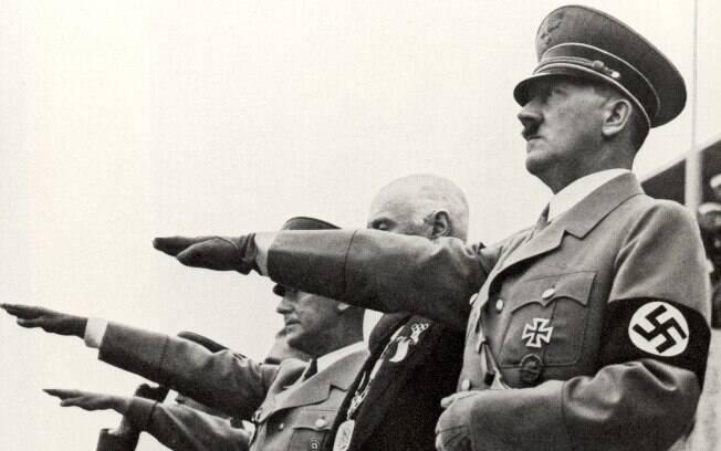 A sombra de Adolf Hitler sob os Jogos de 1936