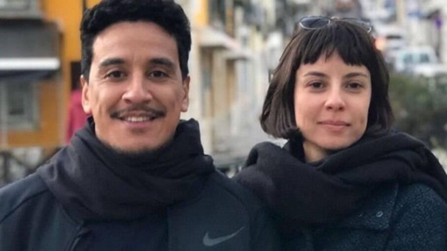 Andréia Horta e Marco Gonçalves terminam o casamento