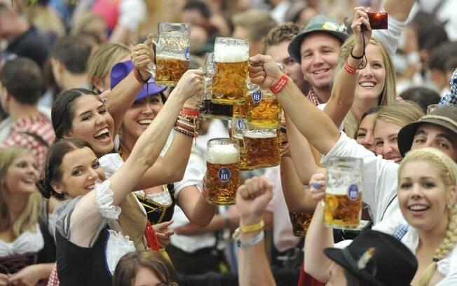 Prevista para acontecer de 19 de setembro a 4 de outubro, a Oktoberfest de Munique foi anulada