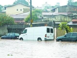 Região de Venda Nova sofre com enchentes constantemente