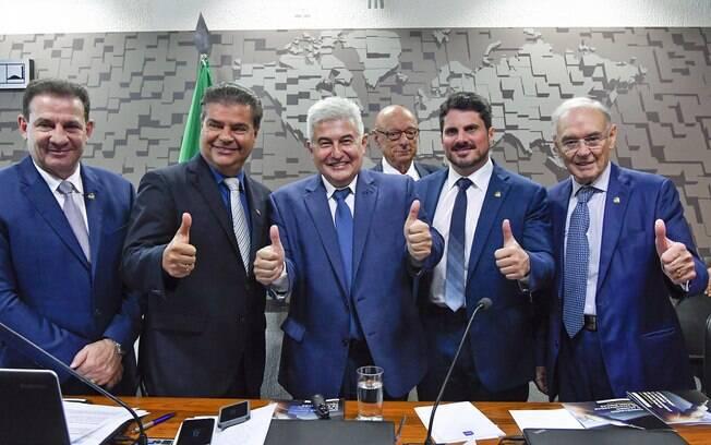 Ministro Marcos Pontes explicou acordo do Brasil com os Estados Unidos