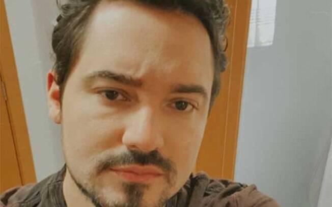 Fernando Zor sofreu um acidente de carro nesta terça (22)