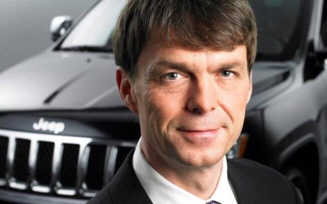 Mike Manley, o novo chefão da FCA, assumiu comando da companhia depois do falecimento de Sergio Marchionne
