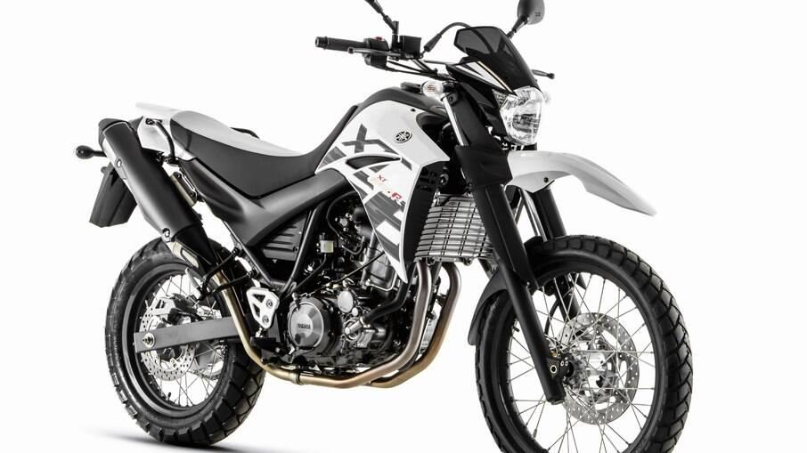 Yamaha XT 660R: já saiu de linha, mas tem tido boa procura entre os modelos de tipo cross
