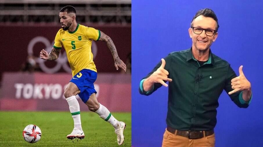 Douglas Luiz e Craque Neto