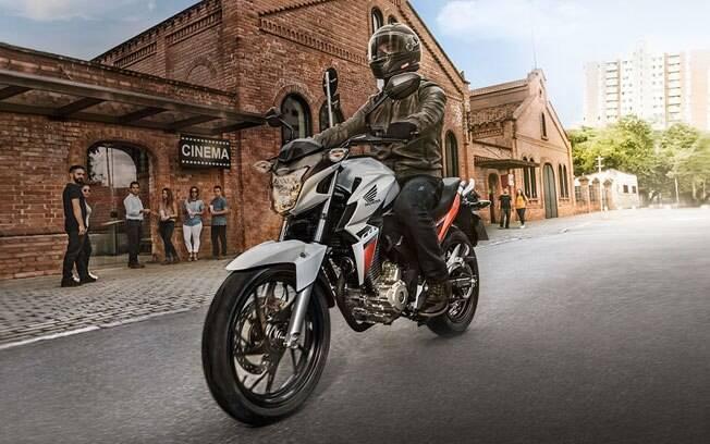 Honda CB Twister 250: é a moto que menos perde valor depois de um ano, segundo a Agência Autoinforme