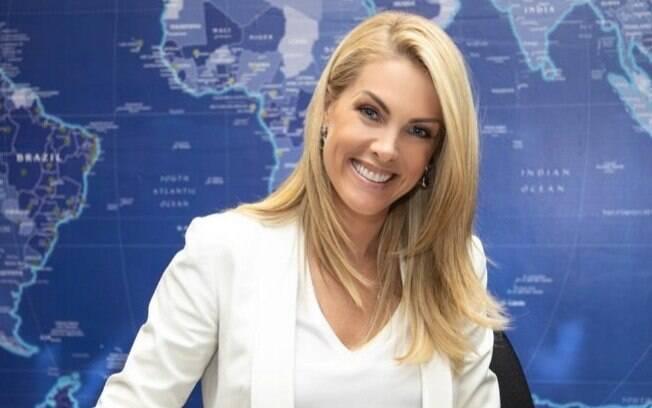 Ana Hickmann renova com a Record por mais três anos e segue como uma das principais apresentadoras da emissora