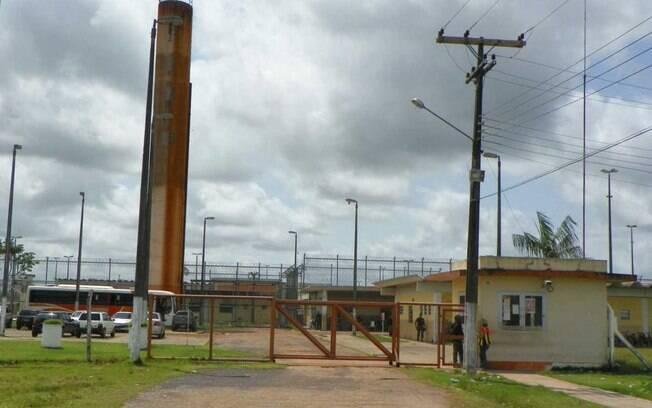 Centro de Recuperação Penitenciário do Pará III (CRPP III), no Complexo Prisional de Santa Izabel