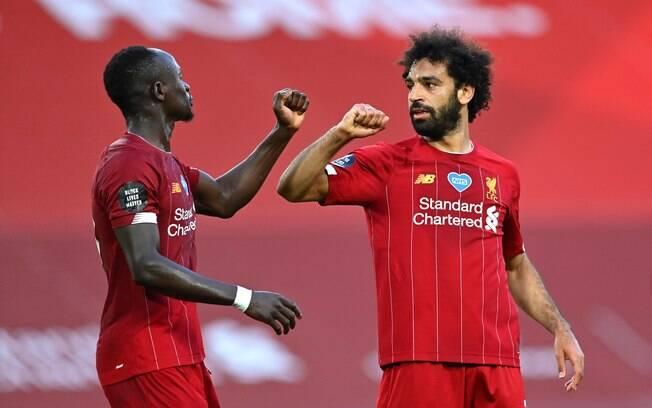 Liverpool está muito próximo de ser campeão inglês