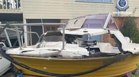 Jovem atingido por baleia é internado em estado grave