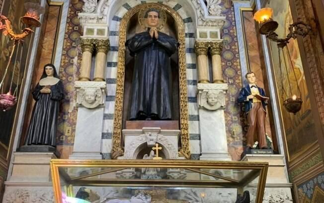 Visitação de relíquias de Dom Bosco acontece até dia 16 em Campinas