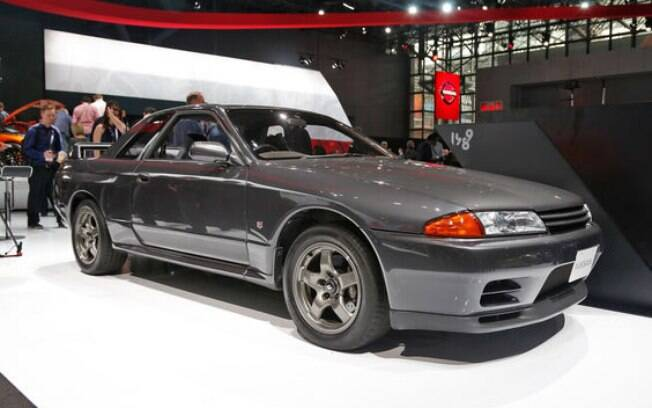 Nissan GT-R,  a História