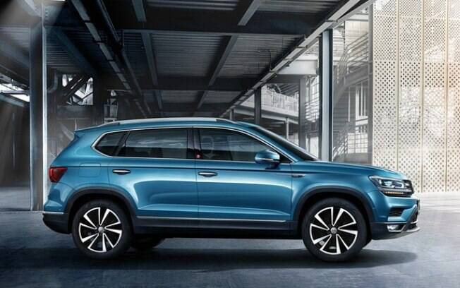 VW Tarek: novo SUV médio será lançado no início de 2021 com o Jeep Compass na alça de mira