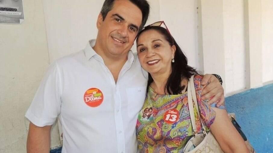 Eliane Nogueira disputou a última eleição como suplente na chapa de Ciro