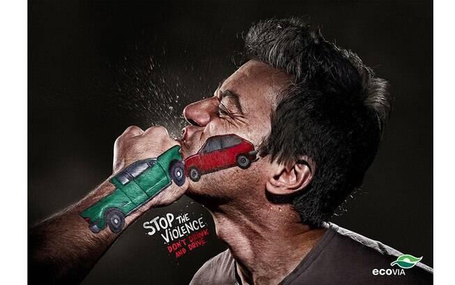15 anúncios chocantes que farão você parar para refletir sobre a vida