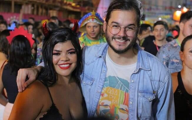 políticos curtem carnaval de 2020