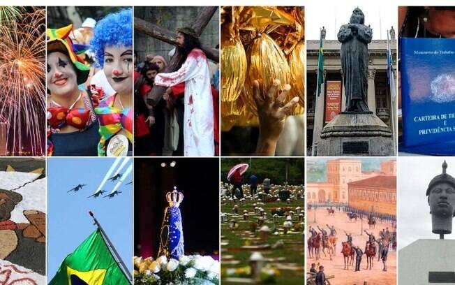 Confira a lista dos feriados nacionais de 2021