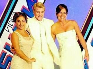 Renata Ceribelli também integrava a atração com Cissa e Miguel