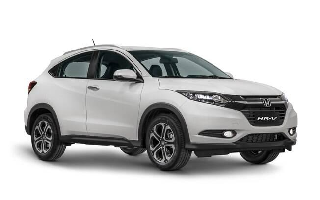 Líder de vendas, o Honda HR-V recebe nova versão topo de linha, chamada Touring, com mais equipamentos