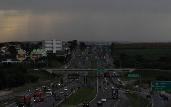 Aps chuvas, trs cidades da RMC esto em estado de ateno