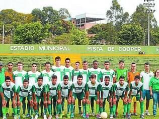 Sub-17.  Também invicto, Riachinho vai enfrentar o Flamengo de Divinópolis na final