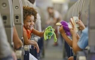 Entenda mudança no ECA que alterou idade mínima para crianças viajarem sozinhas