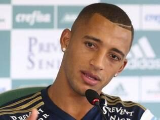 Vitor Hugo já foi fã de atletas que hoje são companheiros de equipe