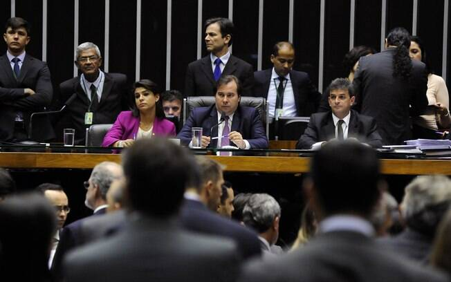 Plenário da Câmara dos Deputados aprovou regime de urgência para a votação que cria fundo eleitoral