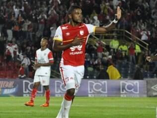 Santa Fe venceu o Cortuluá por 3 a 0 no Apertura da Colômbia mesmo sem algumas peças do grupo principal