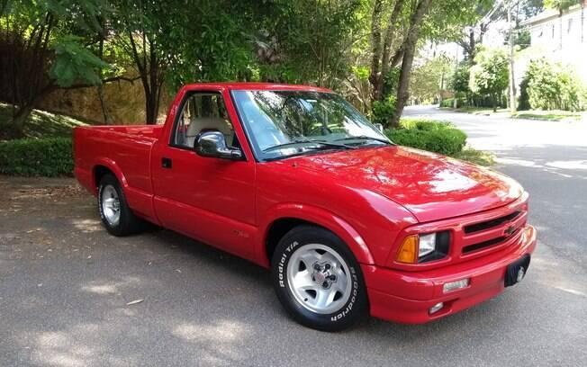 Chevrolet S10 SS