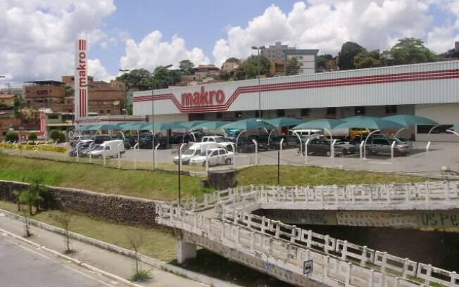 30 lojas Makro foram vendidas no país