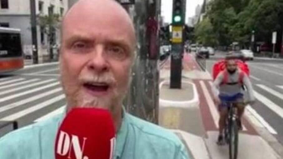 Jornalista sueco sofre tentativa de assalto em SP