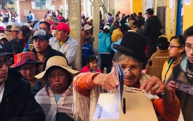Eleições na Bolívia foram fiscalizadas pela OEA