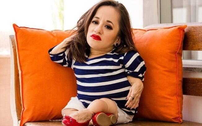 Heloísa Rocha é jornalista e tem osteogenese imperfeita