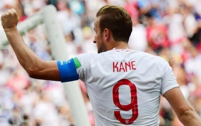 Harry Kane foi citado como possível reforço do Real Madrid