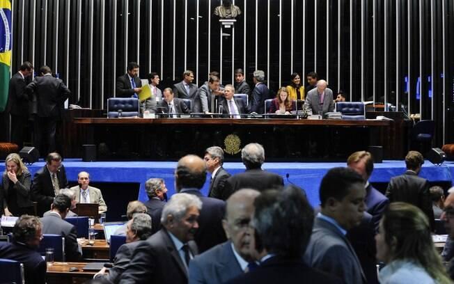 Senado aprovou medida provisória que reduz número de ministérios em sessão nesta quarta (9)