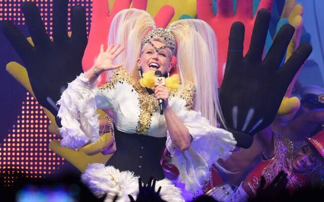 Xuxa apresentará show em São Paulo