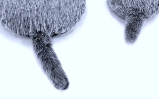 Gato robô é utilizado por pessoas que não podem ter animais