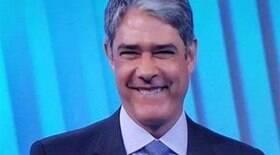William Bonner estaria intervindo em nome de Renata na Globo