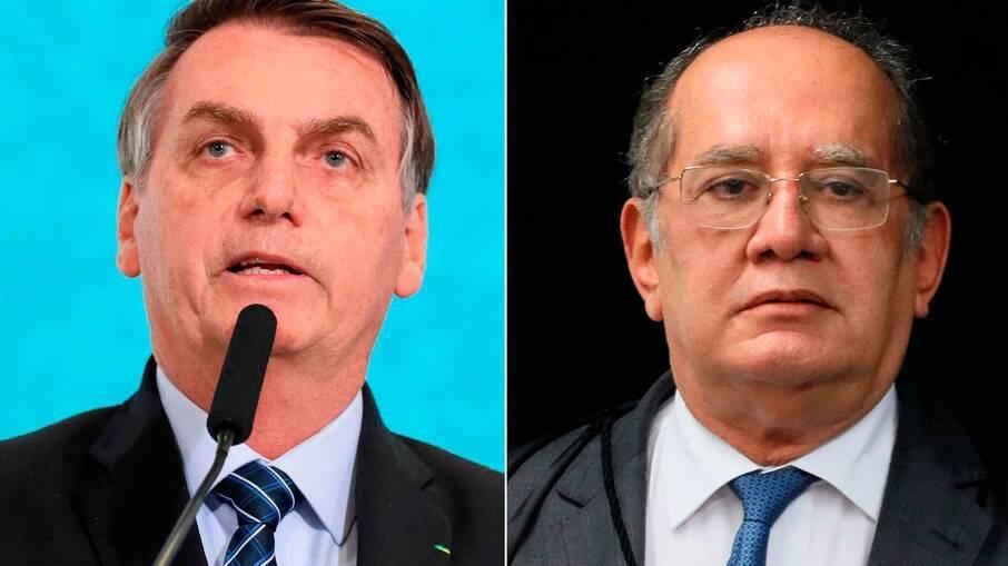 Bolsonaro recorre a Gilmar Mendes para garantir nomeação de André Mendonça no Supremo Tribunal Federal