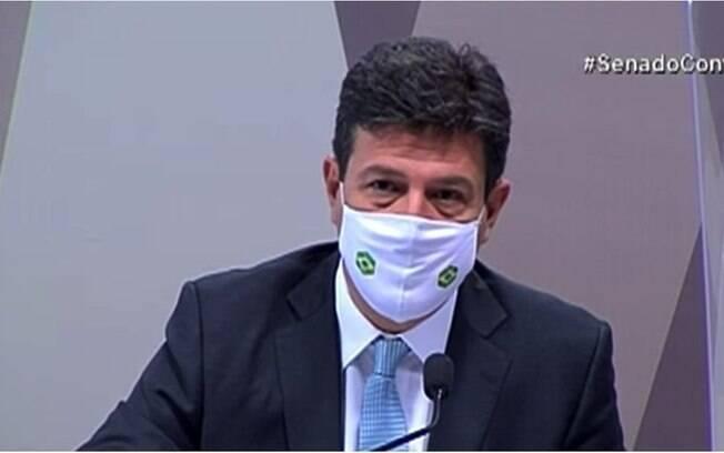 CPI da Covid: 'Era constrangedor explicar' descompasso entre ministério e Bolsonaro, diz Mandetta