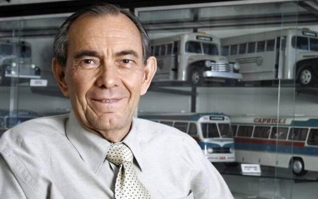 Empresário Antonio Caprioli morre aos 80 anos em Campinas
